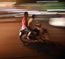Nightriding Vietnam by Chris Cherry