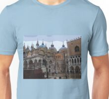 San Marco and the Doge's Palace - Venice Unisex T-Shirt