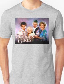 The Golden Girls TV Show Title T-Shirt