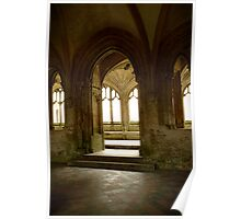 Lacock Abbey - Wiltshire Poster