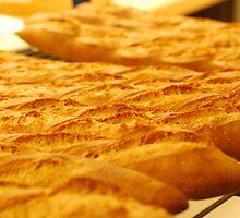 French Baguette -- Freshness Deli Art by zwrr16
