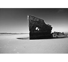 Wreck Photographic Print