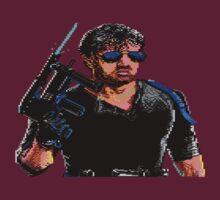 Pixel Cobra by loogyhead