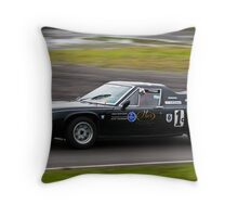 The Nearest Thing to a Formula Car for the Road Throw Pillow