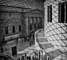 Shadow and Light at the Museum by Scott Anderson