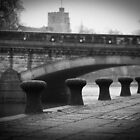 Maidstone Old Bridge by Carl Revell