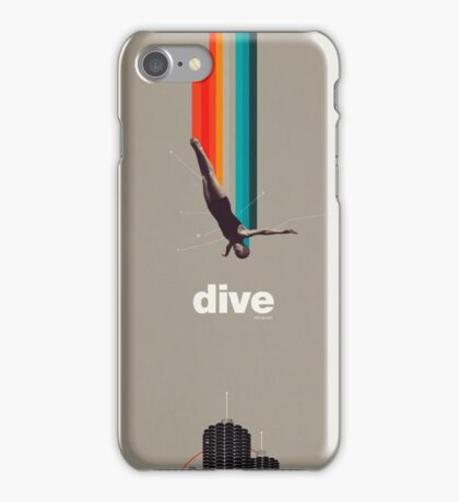 Dive Into My Soul iPhone Case/Skin