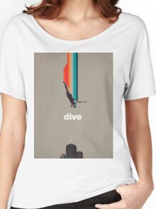 Dive Into My Soul Women's Relaxed Fit T-Shirt