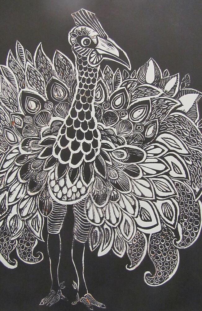 Imaginary Bird by MegJay