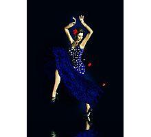 Gypsy Blues Photographic Print