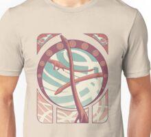 Tanystropheus Nouveau Unisex T-Shirt