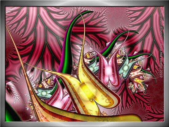 Tulip Garden by rocamiadesign