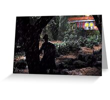 A Thief in the Night Greeting Card