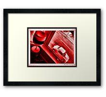 Love Street Framed Print