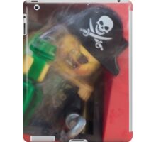 It's a pirate's life for... BLARGH iPad Case/Skin