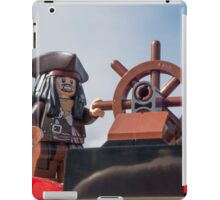 What arrgh ya doing? iPad Case/Skin