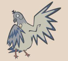 Gentleman Pigeon by psychonautic