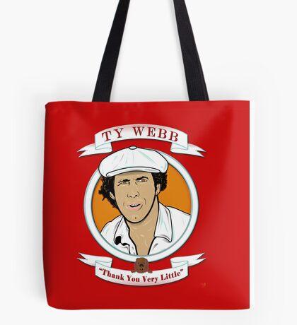 Caddyshack - Ty Webb Tote Bag
