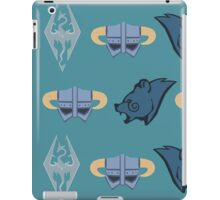 Pick your side iPad Case/Skin