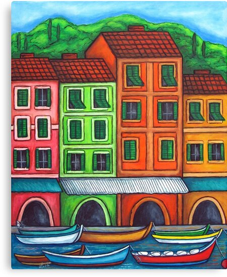 Colours of Liguria by LisaLorenz