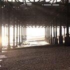 Under the Pier by jimclark
