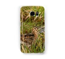 Common Snipe Samsung Galaxy Case/Skin