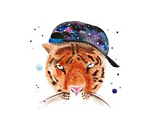 Mr. Cool Tiger Photographic Print