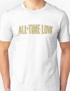 Floral All Time Low T-Shirt