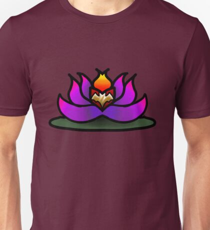 Gray's water lily Unisex T-Shirt