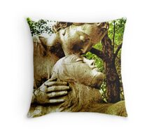 And Now We Are One Throw Pillow
