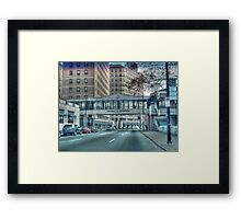 University of Pittsburgh Framed Print