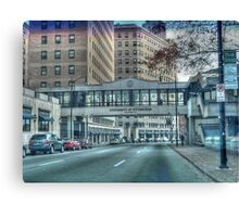 University of Pittsburgh Canvas Print