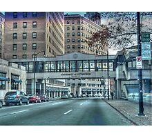 University of Pittsburgh Photographic Print