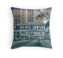 University of Pittsburgh Throw Pillow