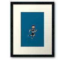 Jonas Framed Print