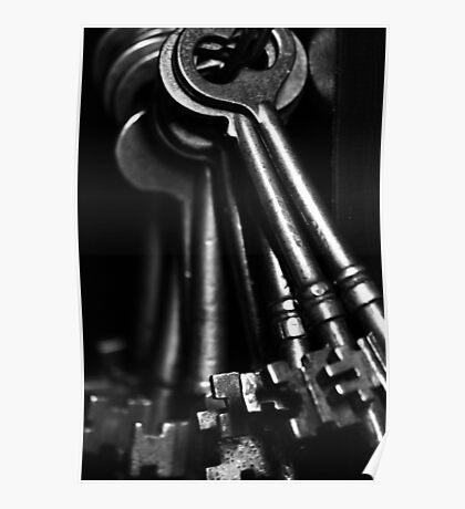 Skeleton Keys Poster