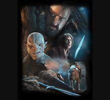 The Hobbit: Thorin, Bilbo and Azog T-Shirt