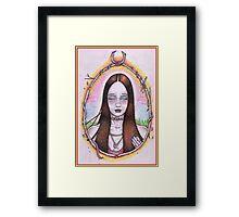 ...Eight Nineteen Seven Two... Framed Print