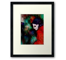 The Nights Music Framed Print