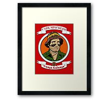 Caddyshack - Carl Spackler Framed Print