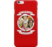 Caddyshack - Bushwood iPhone Case/Skin