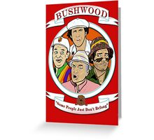 Caddyshack - Bushwood Greeting Card