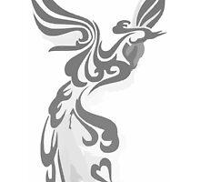 Grey Phoenix by Wolfighter12