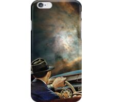 Deep Space Ride iPhone Case/Skin