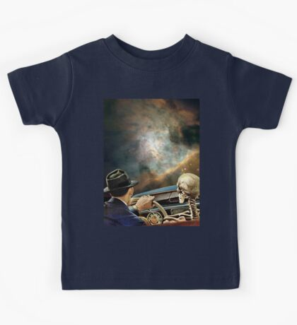 Deep Space Ride Kids Tee
