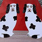 A Staffordshire Pair by Amanda White