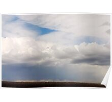 Storm Rolling In Poster