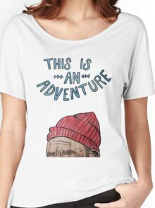 The Life Aquatic Women's Relaxed Fit T-Shirt