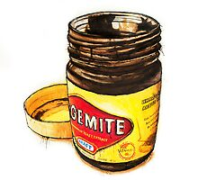 Vegemite by Rob Cowan