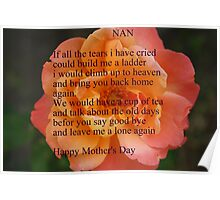 A Mother's Wish Poster